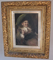 Sir John Pettie, Royal Academy Oil on Canvas