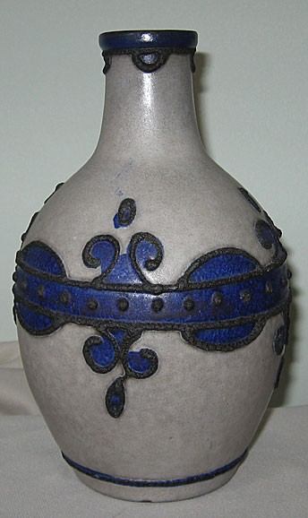 Marei West German Pottery Vase Shape 4100