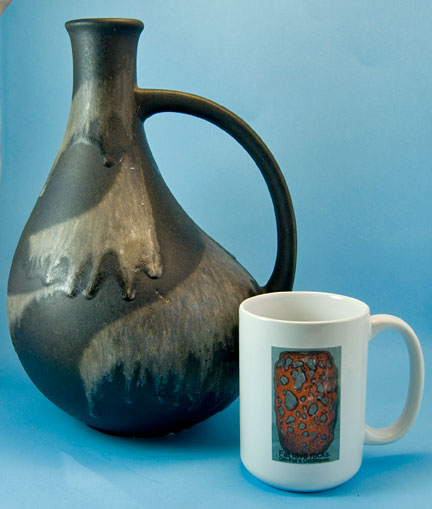 Ruscha 333 West German Pottery (later version)