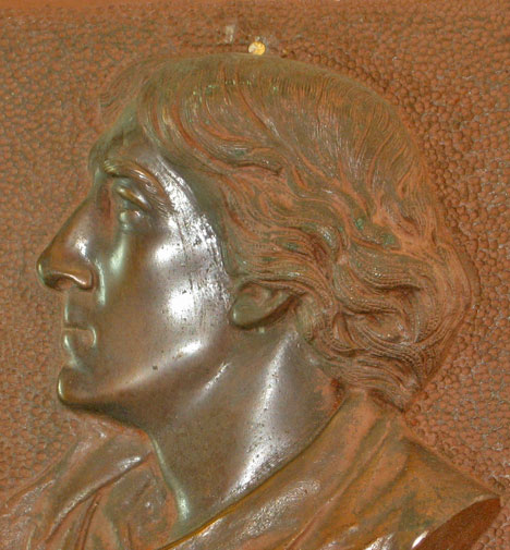 Henry Irving bronze