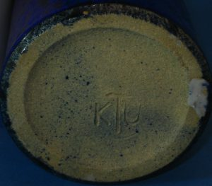 Unterstab Art Pottery mark