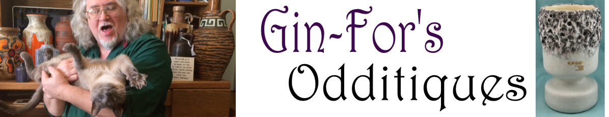 Gin-For's Odditiques: News and Views